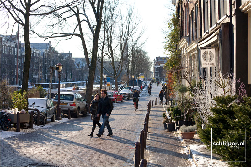 Nederland, Amsterdam, 18 december 2009