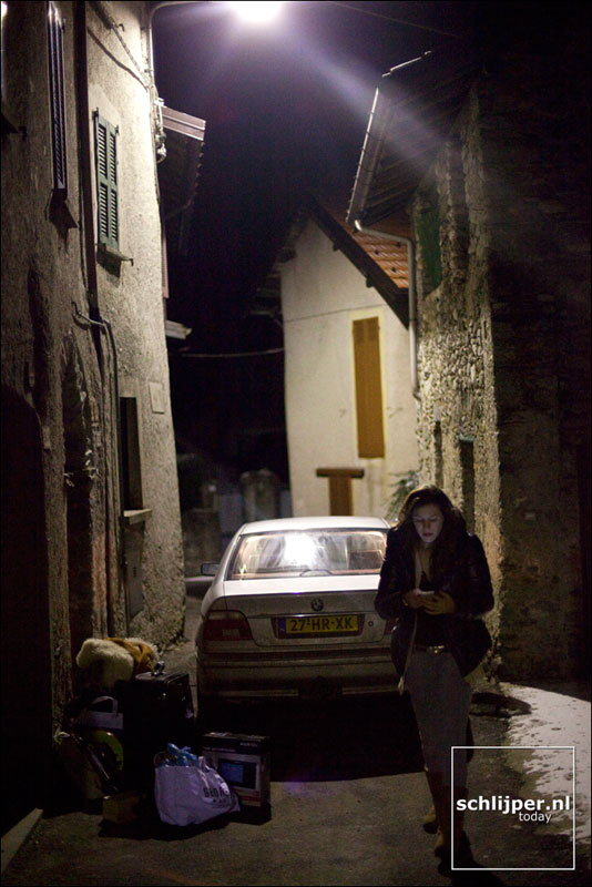 Italy, Castello, 19 december 2009