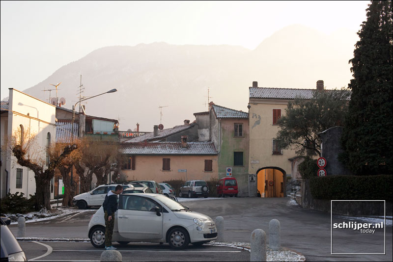 Italië, San Pietro Ronchiano, 20 december 2009