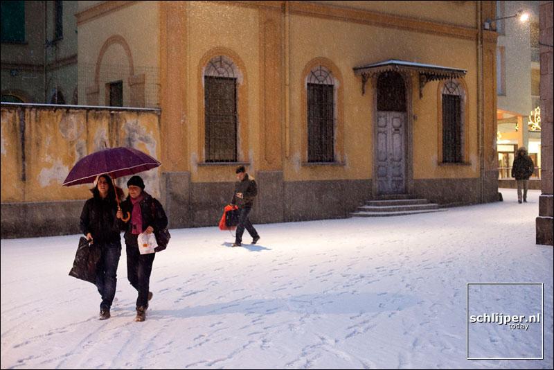Italië, Intra, 21 december 2009