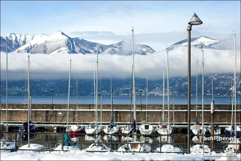 Italië, Luino, 23 december 2009