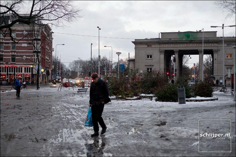 Nederland, Amsterdam, 25 december 2009
