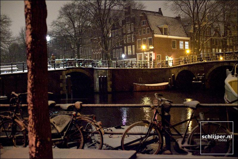 Nederland, Amsterdam, 29 december 2009