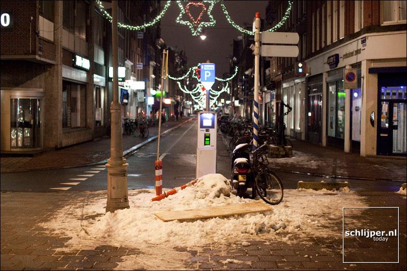 Nederland, Amsterdam, 30 december 2009