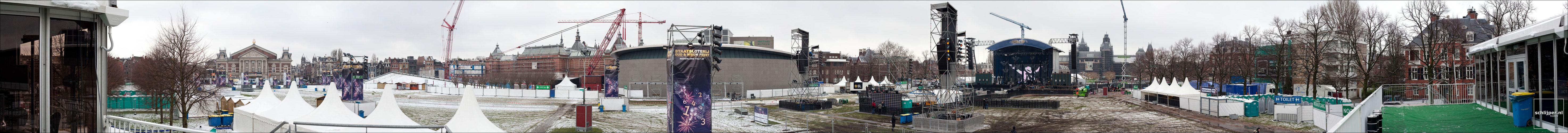 Nederland, Amsterdam, 31 december 2009