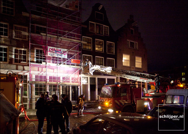 Nederland, Amsterdam, 1 januari 2010