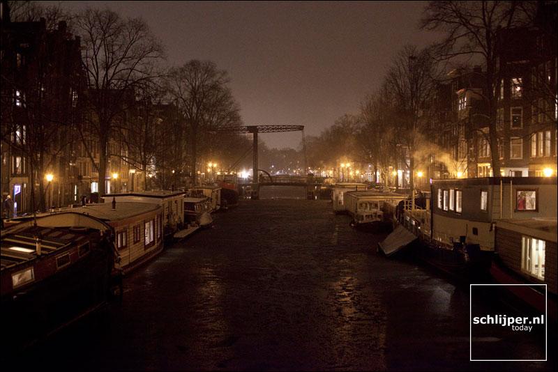 Nederland, Amsterdam, 4 januari 2010