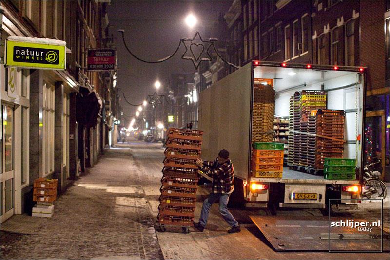 Nederland, Amsterdam, 8 januari 2010