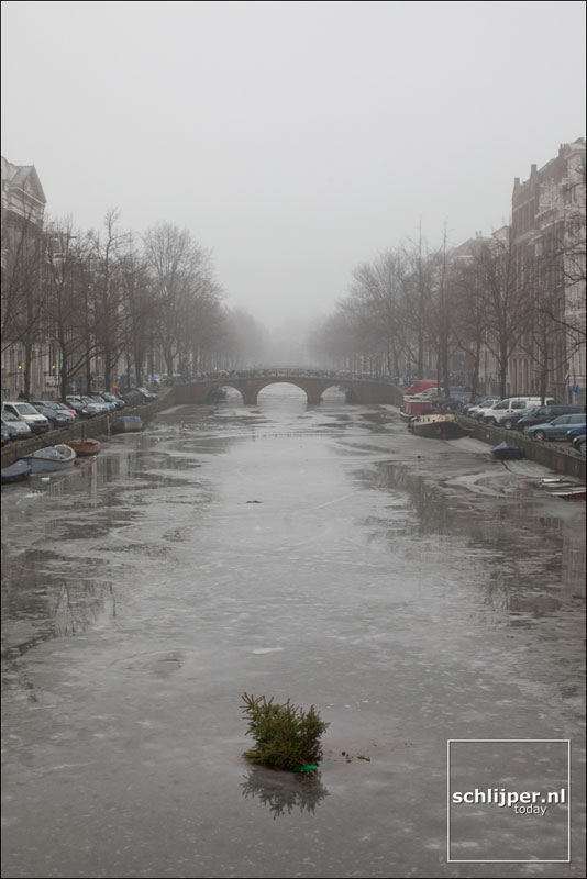 Nederland, Amsterdam, 18 januari 2010