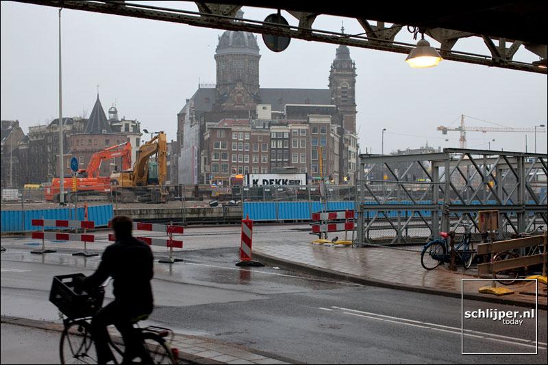 Nederland, Amsterdam, 23 januari 2010