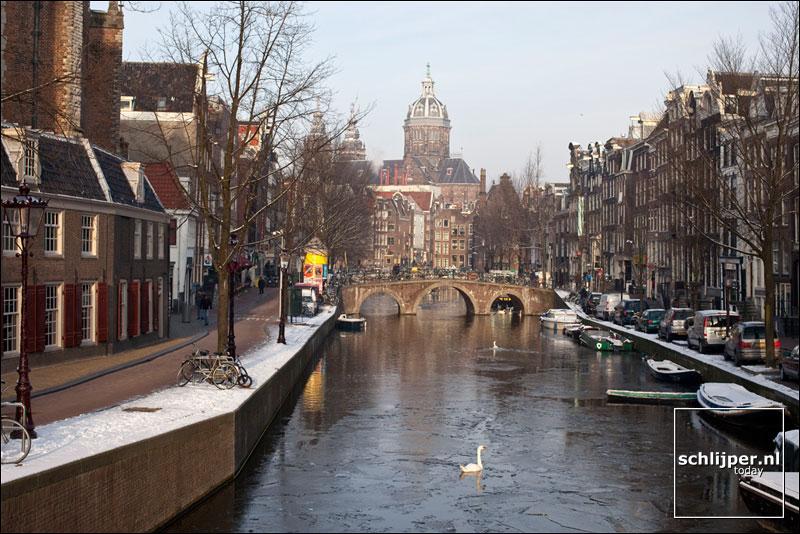 Nederland, Amsterdam, 26 januari 2010