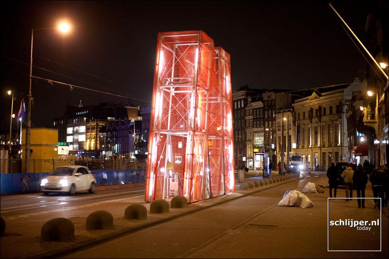 Nederland, Amsterdam, 09 februari 2010