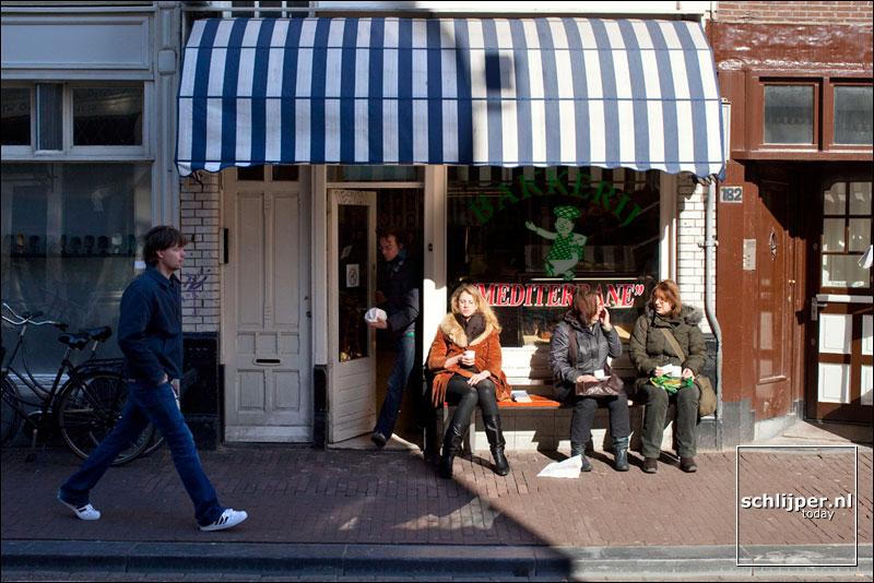 Nederland, Amsterdam, 7 maart 2010