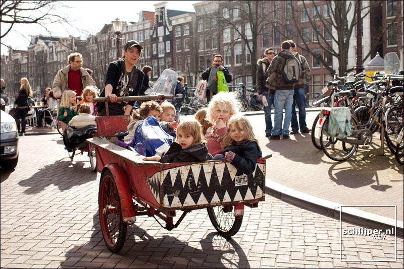 Nederland, Amsterdam, 2 april 2010