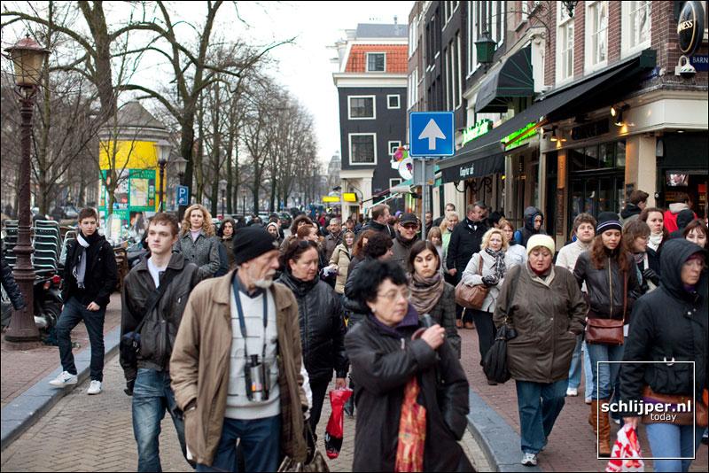 Nederland, Amsterdam, 4 april 2010