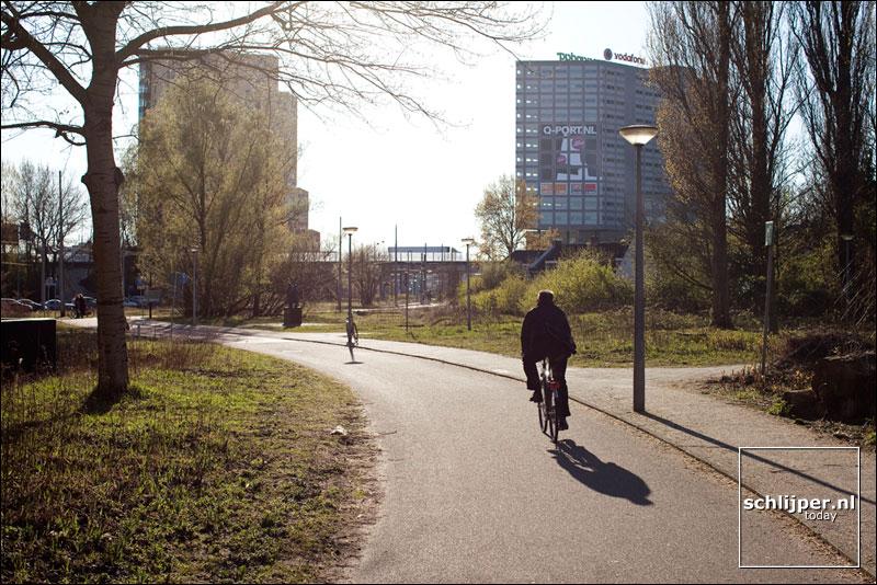Nederland, Amsterdam, 13 april 2010