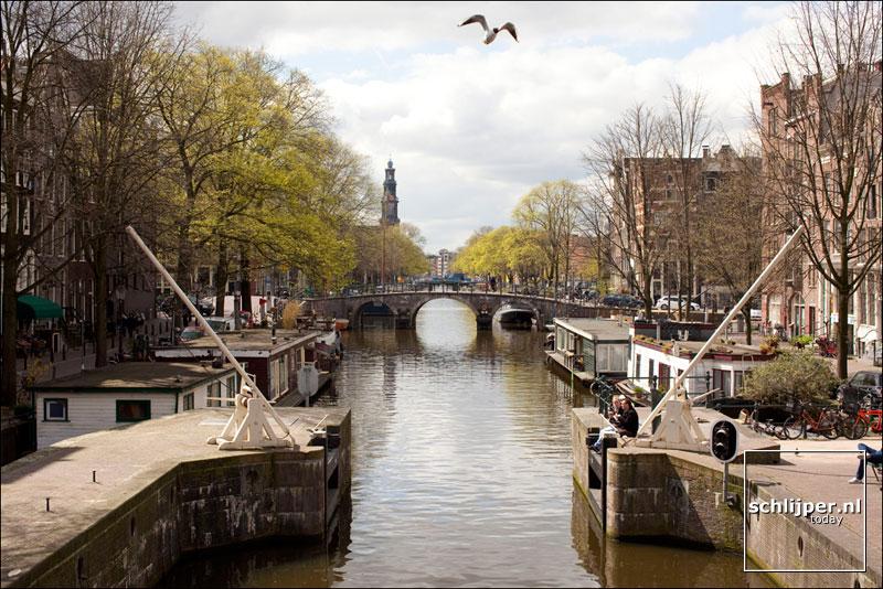 Nederland, Amsterdam, 22 april 2010