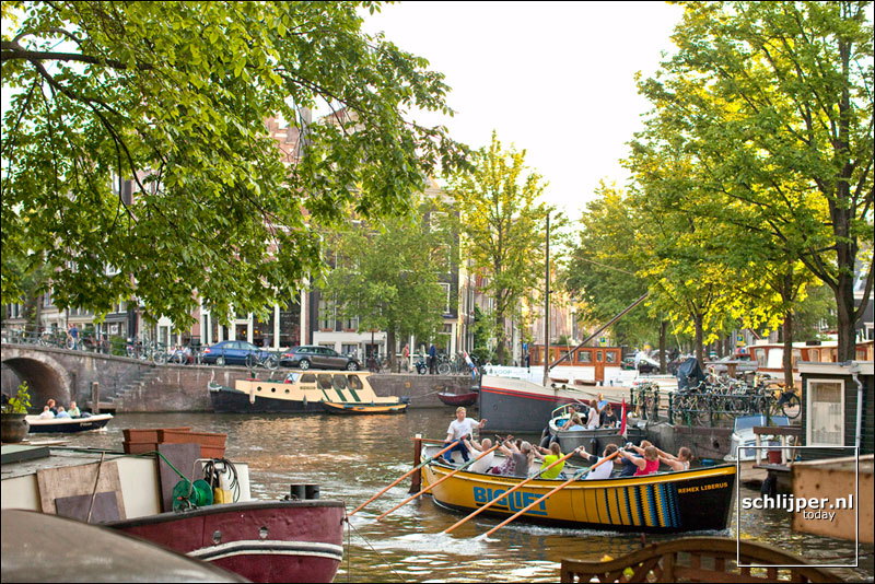 Nederland, Amsterdam, 23 juni 2010