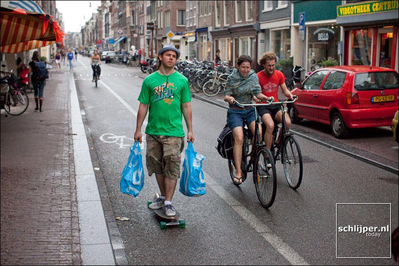 Nederland, Amsterdam, 3 juli 2010