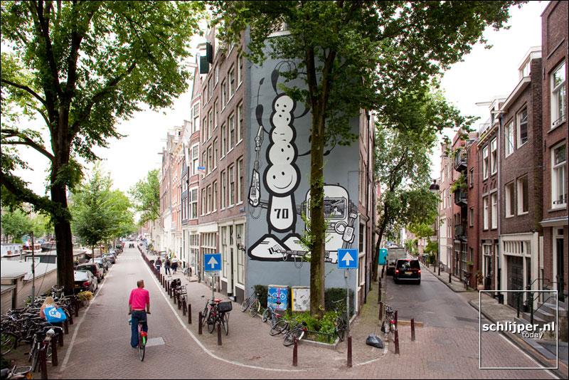 Nederland, Amsterdam, 16 juli 2010