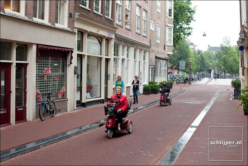Nederland, Amsterdam, 31 juli 2010