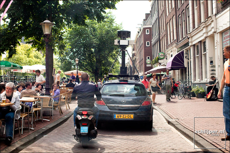 Nederland, Amsterdam, 6 augustus 2010