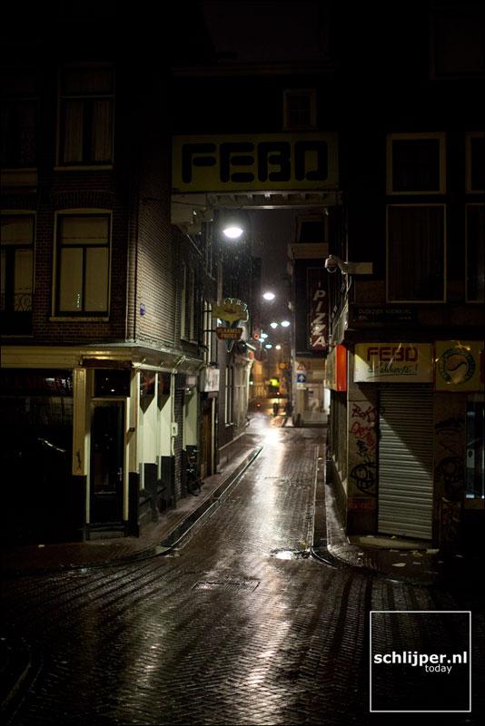 Nederland, Amsterdam, 16 augustus 2010
