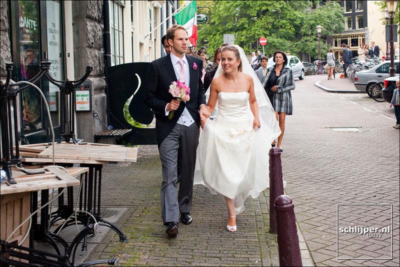 Nederland, Amsterdam, 28 augustus 2010