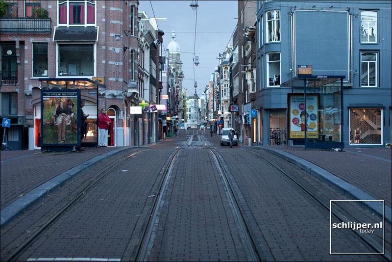 Nederland, Amsterdam, 30 augustus 2010