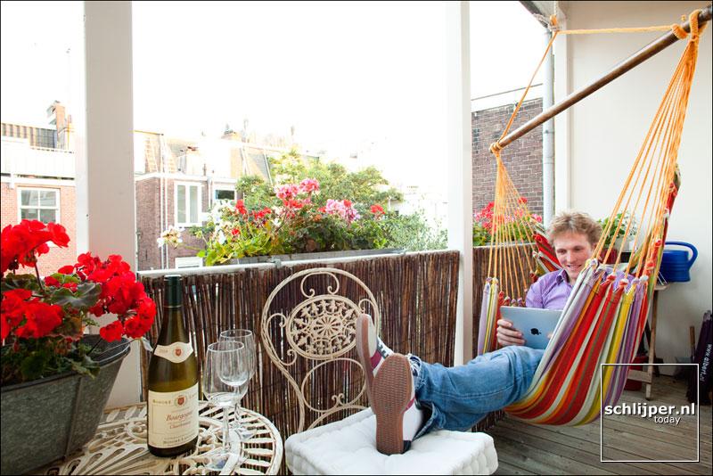 Nederland, Amsterdam, 31 augustus 2010