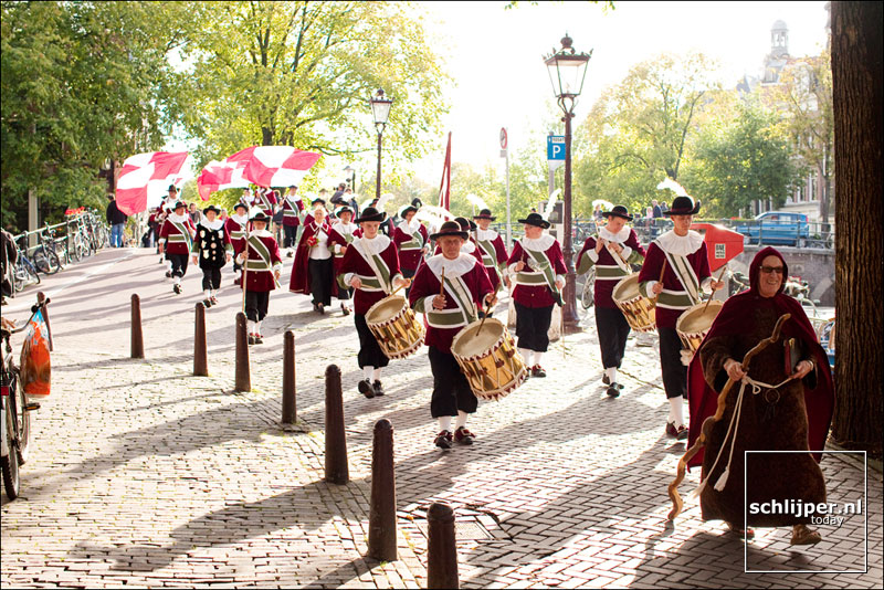 Nederland, Amsterdam, 12 september 2010