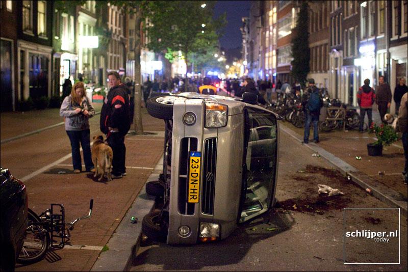 Nederland, Amsterdam, 1 oktober 2010