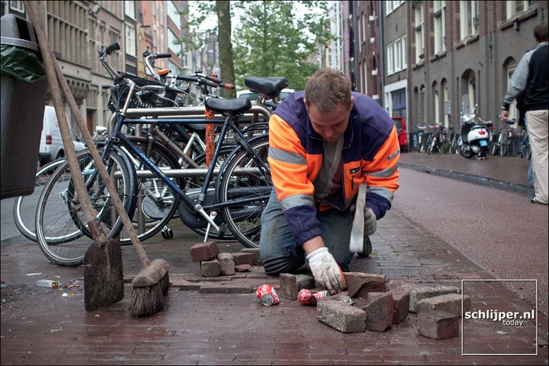 Nederland, Amsterdam, 2 oktober 2010