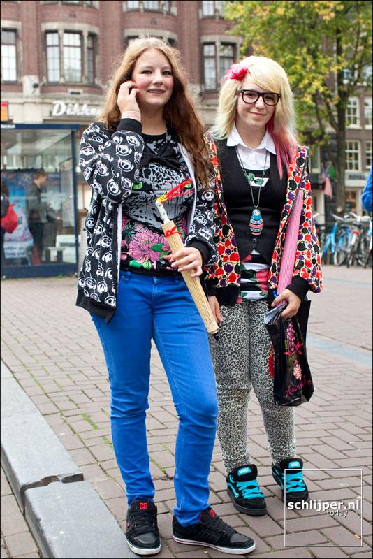 Nederland, Amsterdam, 7 oktober 2010