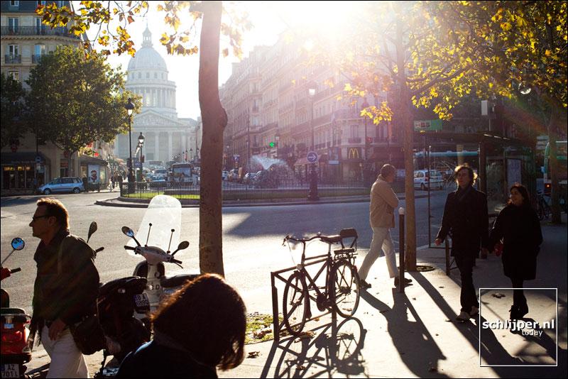 Frankrijk, Parijs, 10 oktober 2010