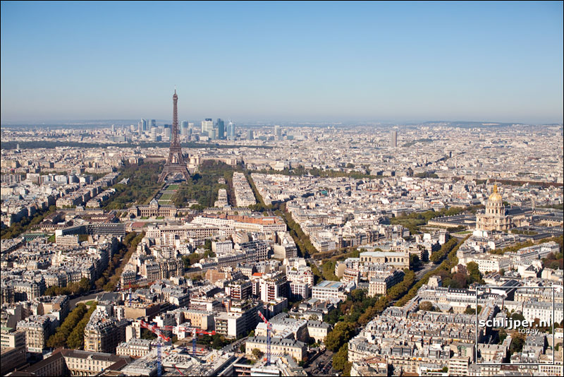 Frankrijk, Parijs, 11 oktober 2010