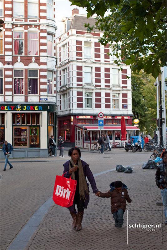 Nederland, Amsterdam, 21 oktober 2010