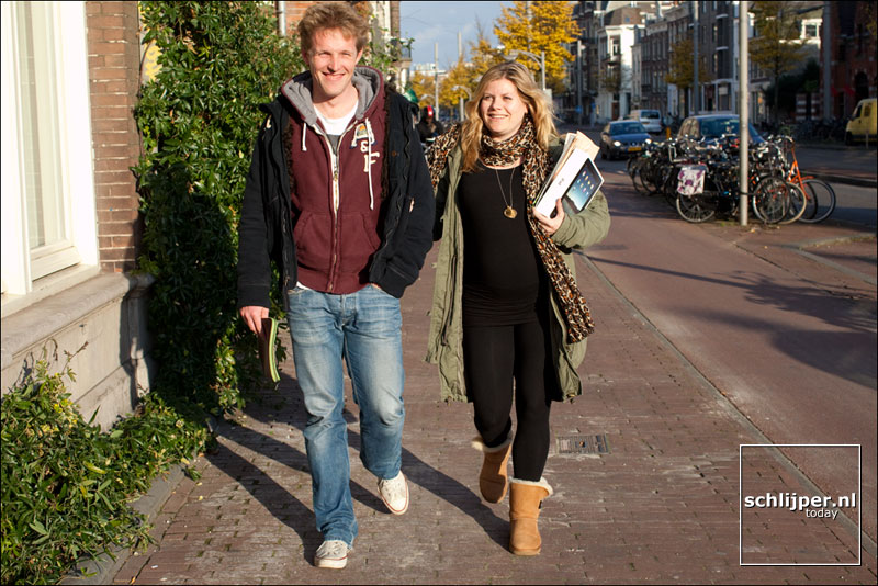 Nederland, Amsterdam, 30 oktober 2010