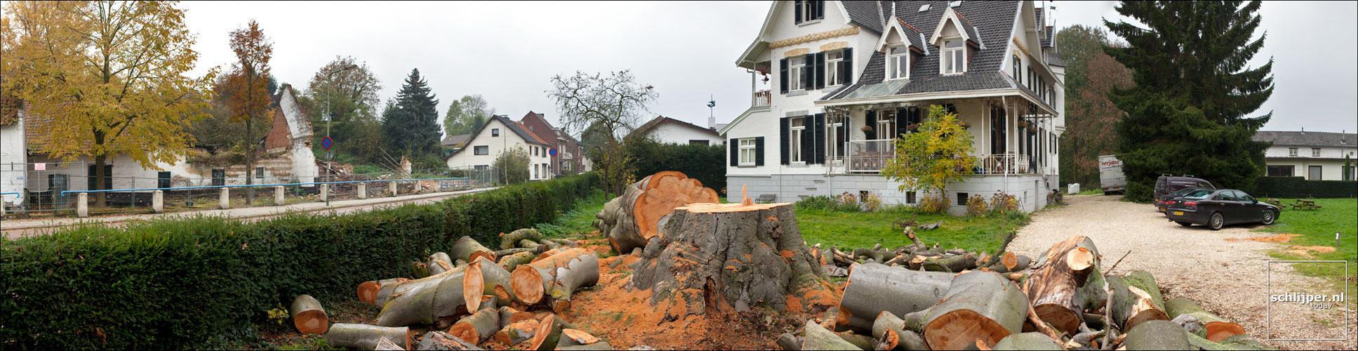 Nederland, Meerssen, 1 november 2010