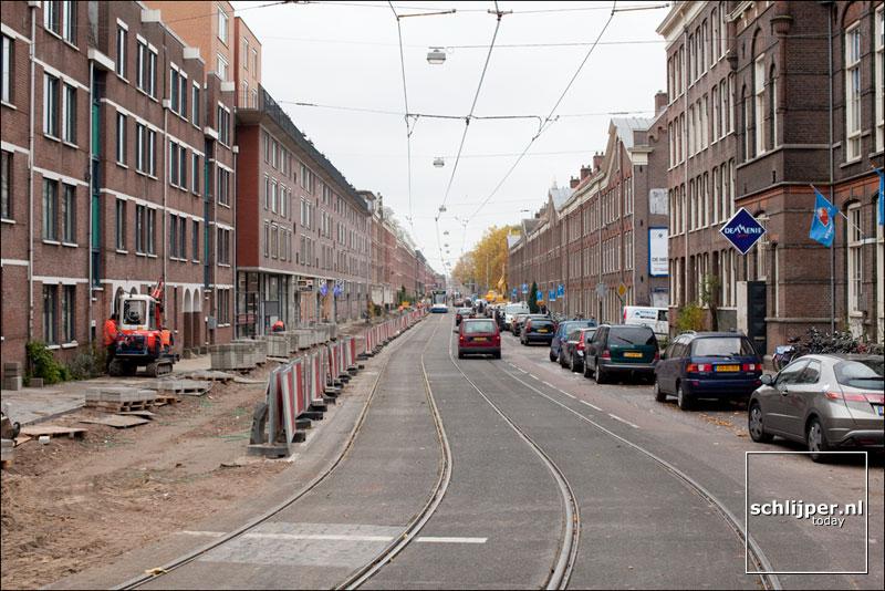 Nederland, Amsterdam, 4 november 2010