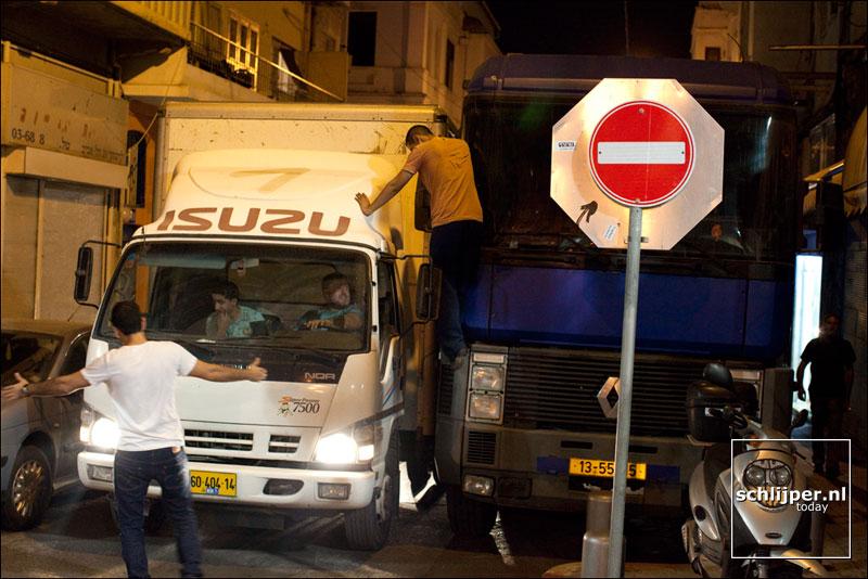 Israel, Tel Aviv, 14 november 2010