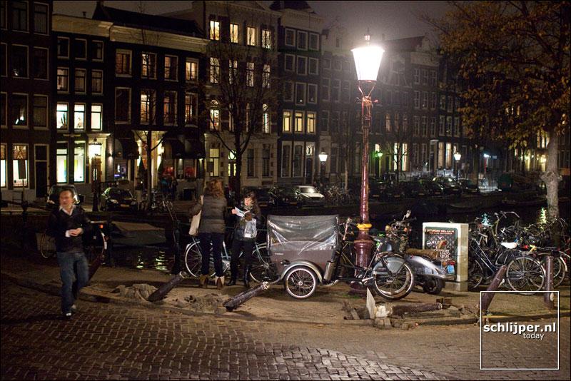 Nederland, Amsterdam, 19 november 2010