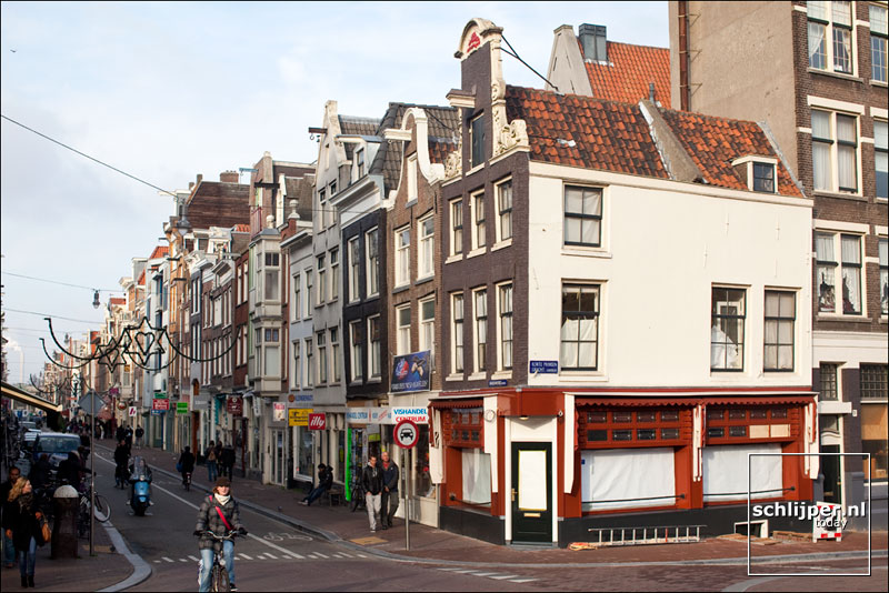 Nederland, Amsterdam, 22 november 2010