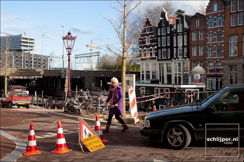 Nederland, Amsterdam, 23 november 2010