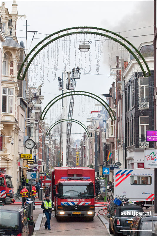 Nederland, Amsterdam, 14 december 2010