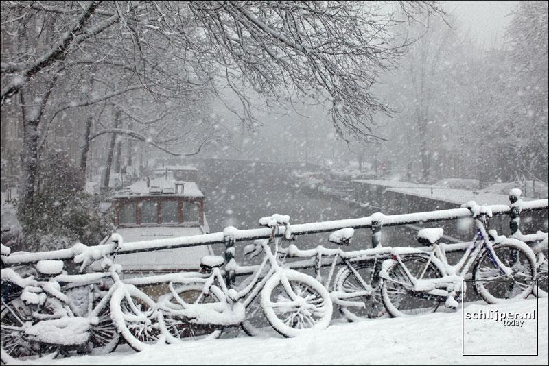 Nederland, Amsterdam, 17 december 2010