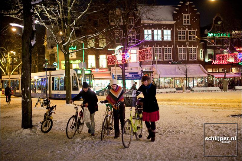 Nederland, Amsterdam, 20 december 2010