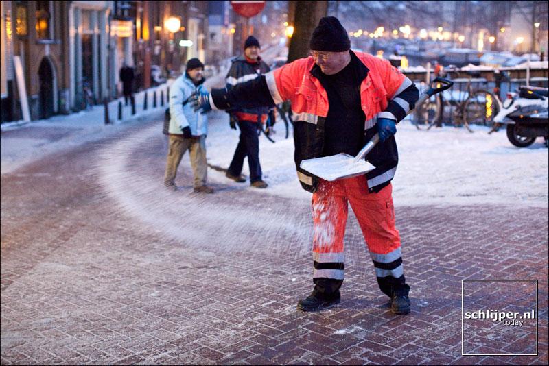 Nederland, Amsterdam, 22 december 2010