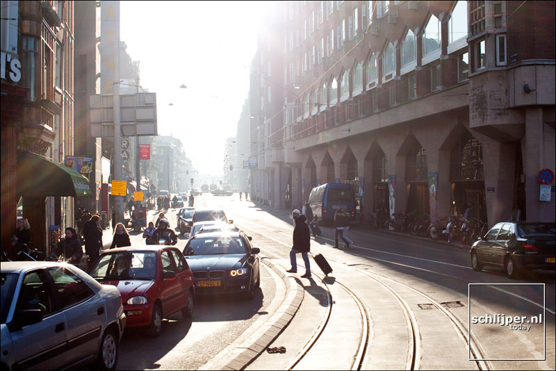 Nederland, Amsterdam, 5 januari 2011
