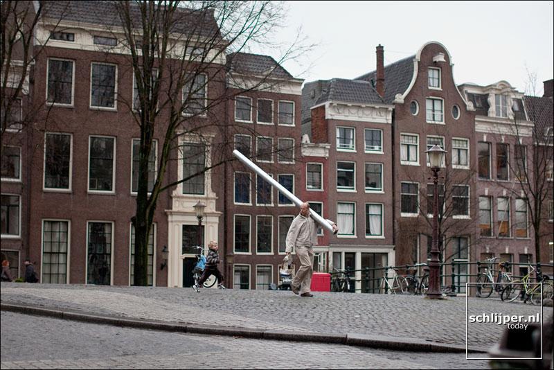 Nederland, Amsterdam, 14 januari 2011